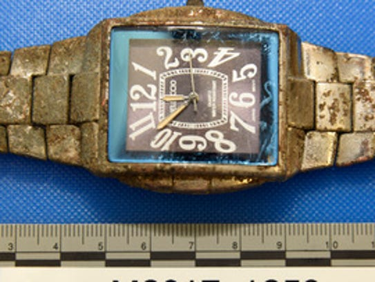 Watch found with skeletal remains discovered in Yonkers