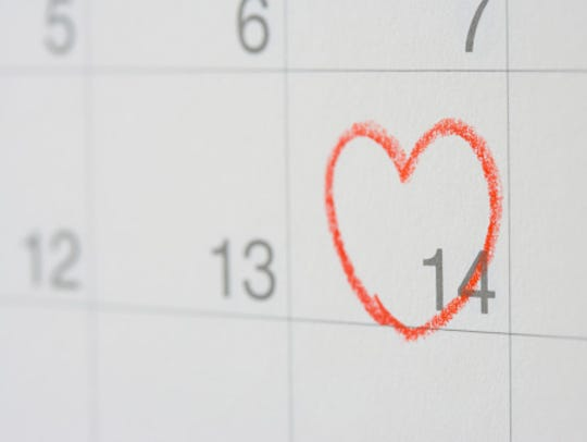 There are a few ways to celebrate Valentine's Day.
