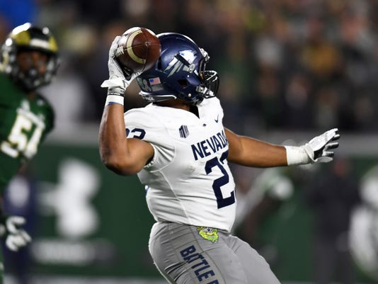 NCAA Football: Nevada at Colorado State