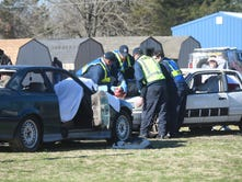 'Last Dance' gives students a look at dangers of drinking and driving