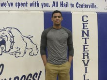 Centerville's Justin DuPree was motivated to be one of the best