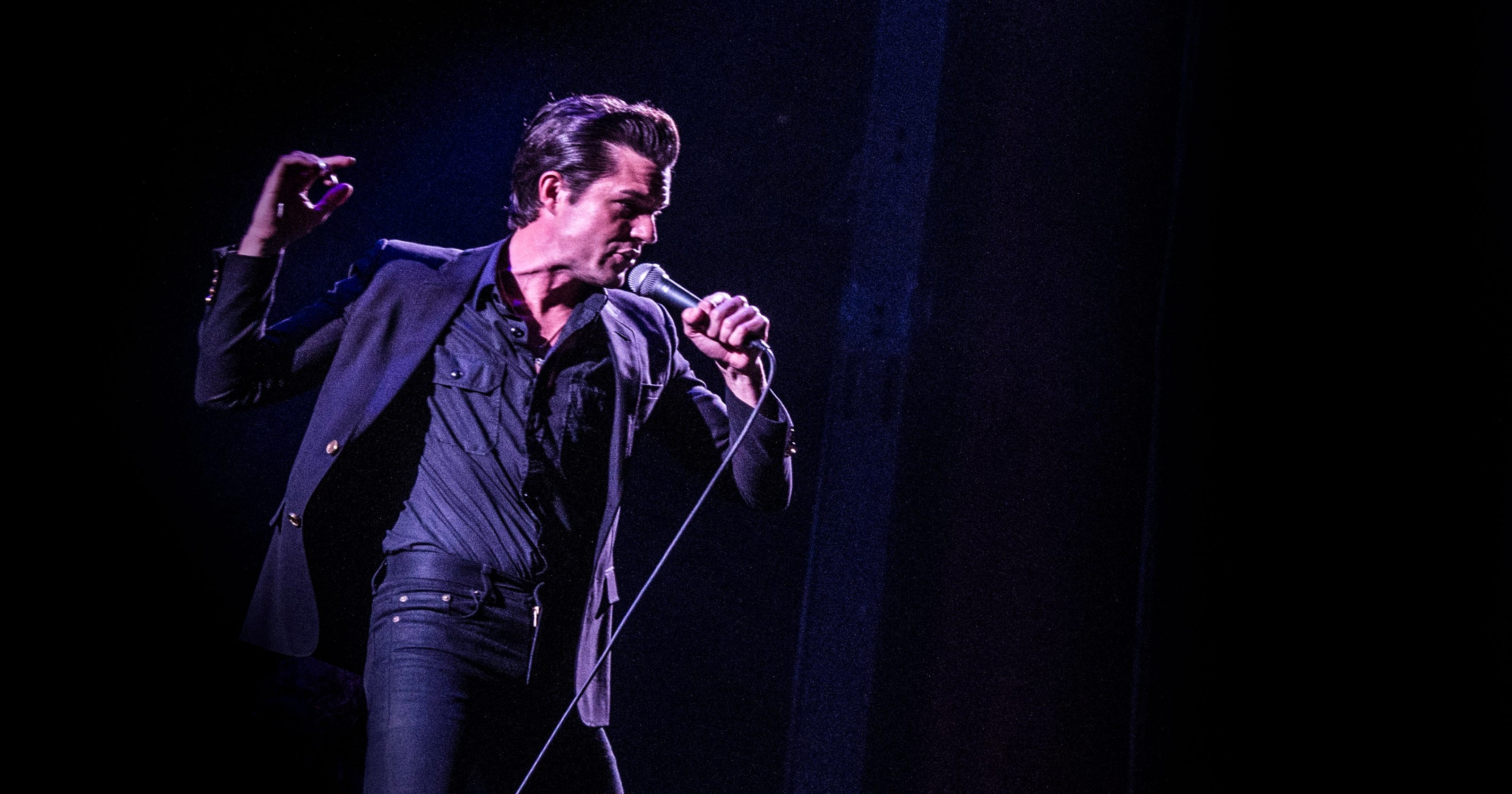 The Killers show their age on prematurely-graying \'Wonderful Wonderful\'