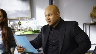 Sam Hanna (LL Cool J) goes undercover in 'NCIS: LA.'