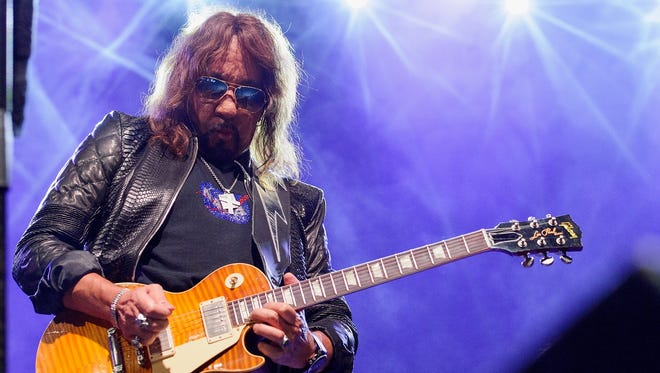 Ace Frehley will appear at this year's Indianapolis Kiss Expo.
