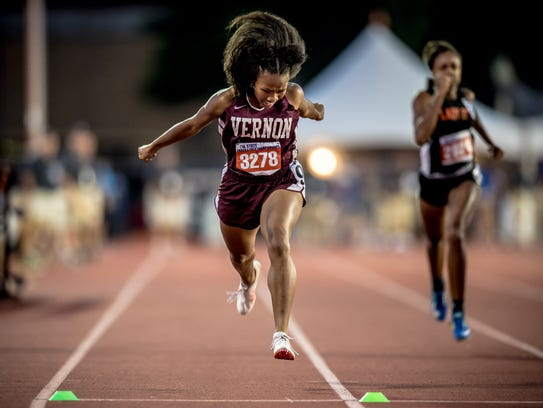 2017 UIL State Track and Field Championships at Mike