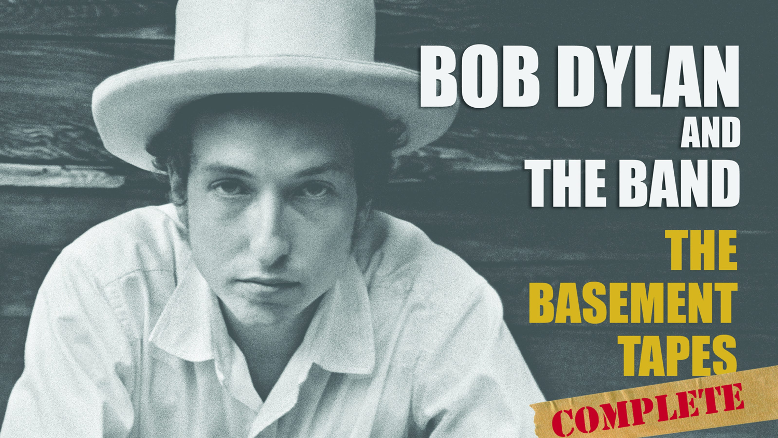 bob dylan 39 s six disc 39 basement tapes complete 39 out nov 4