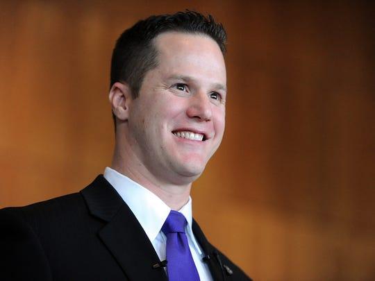 Abilene Christian University athletic director Lee