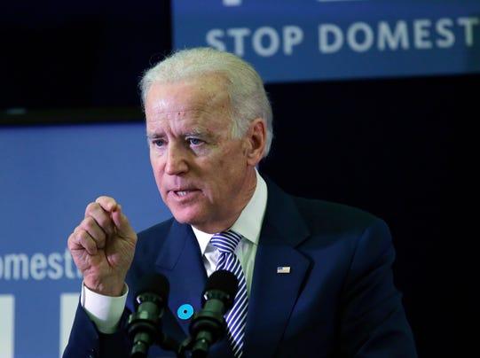 AP Biden Domestic Violence