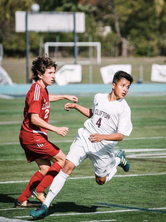 Clifton Lakeland boys soccer