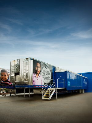 Compassion Experience will bring Change Tour for three engagements in the coming month. The virtual tour allows visitors to experience a day in the life of people in developing countries.