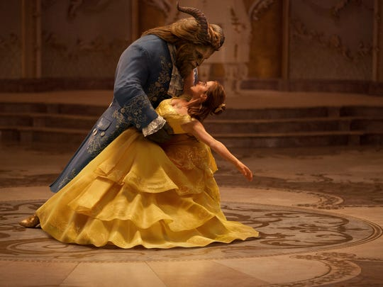 'Beauty and the Beast' opens nationwide on Friday.