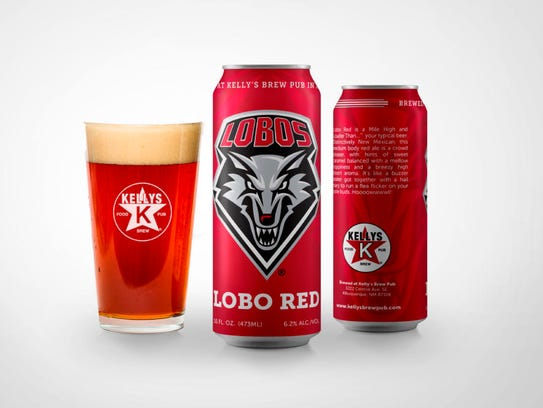 Lobo Red, University of New Mexico, Kelly's Brew Pub,