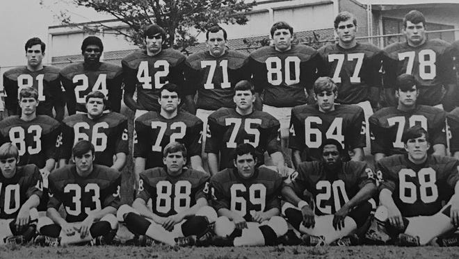 The Generals finished 13-0 under Jim Chafin with future NFL players Mike Washington, Lee Gross and Secdrick McIntyre. Pugh estimated 65 to 70 percent of the players who would've returned for BTW-Washington, fellow seniors Ralph Stokes, David Lewis, Earl Wilson, himself and a few more – ended up at Lee.