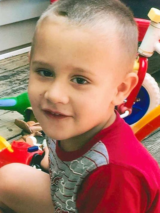 Logan Kenawell: Son of Ryan Kenawell and Britni Raber of Hanover, and grandson of Barry and Manuela Kenawell of New Oxford, turned 4 years old on Aug. 11.