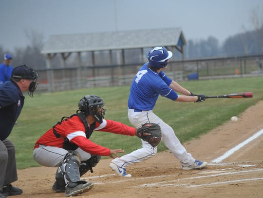 Crestline's Ty Clark was named second team All-Ohio