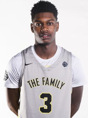 "Mark ""Rocket"" Watts was one of the standout performers at the Peach Jam Invitational in July."