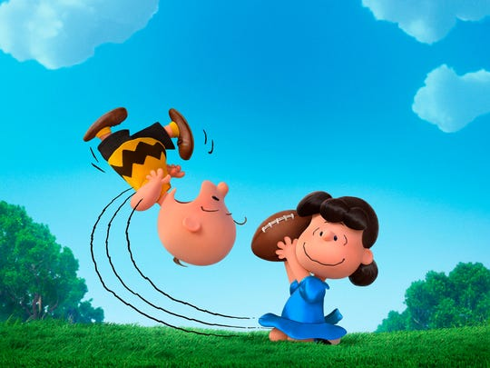 In this photo provided by Twentieth Century Fox & Peanuts