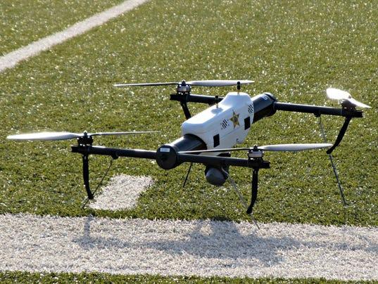 AP Regulating Drones