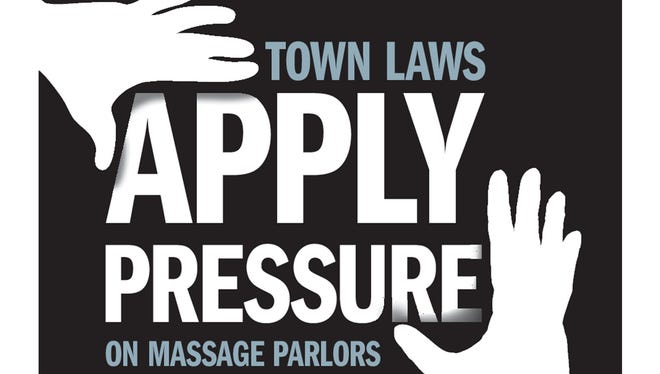 Town laws apply pressure on massage parlors