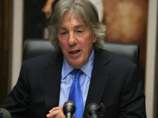 The Manning family is being represented by Geoffrey Fieger, who has a  has a history of filing lawsuits related to deaths in Lansing's detention center.