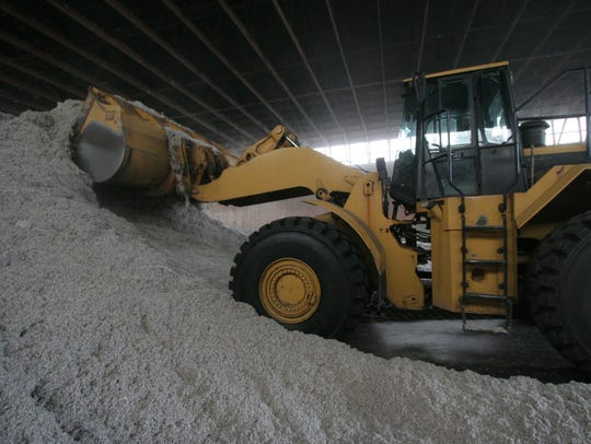 Roughly 4 million tons of the 6.7 million tons of cottonseed