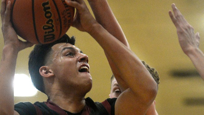 Mason Johnson is averages 21.0 points, 7.2 rebounds, 3.0 assists and 2.3 steals per game for Oxnard.