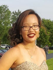Lily Rexing, the daughter of John Rexing of Evansville, plans to study business at Indiana University-Bloomington.