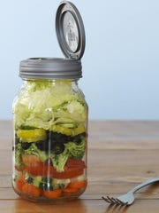 reCAP is introducing a lid for Mason jars that rotates and opens.