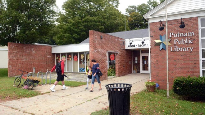 The Putnam Public Library has returned to its regular hours, but has added several safety restrictions because of the pandemic.