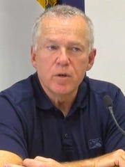 Shelburne Selectboard Chairman Gary von Stange.