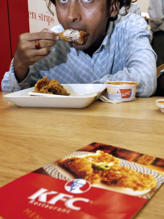 Student Project Kfc Appealing To Indian Market