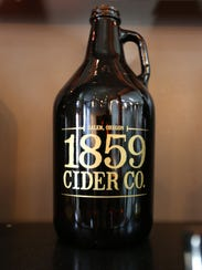1859 Cider Co. is the first cider maker to press and
