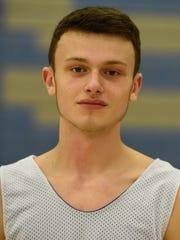 Cedar Crest boys basketball junior Dylan Miller.