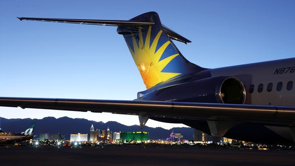FAA Sanctions Allegiant Air for 'Minor' Infractions