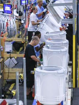 GE Appliance Park and its union have reached a tentative four-year labor deal.