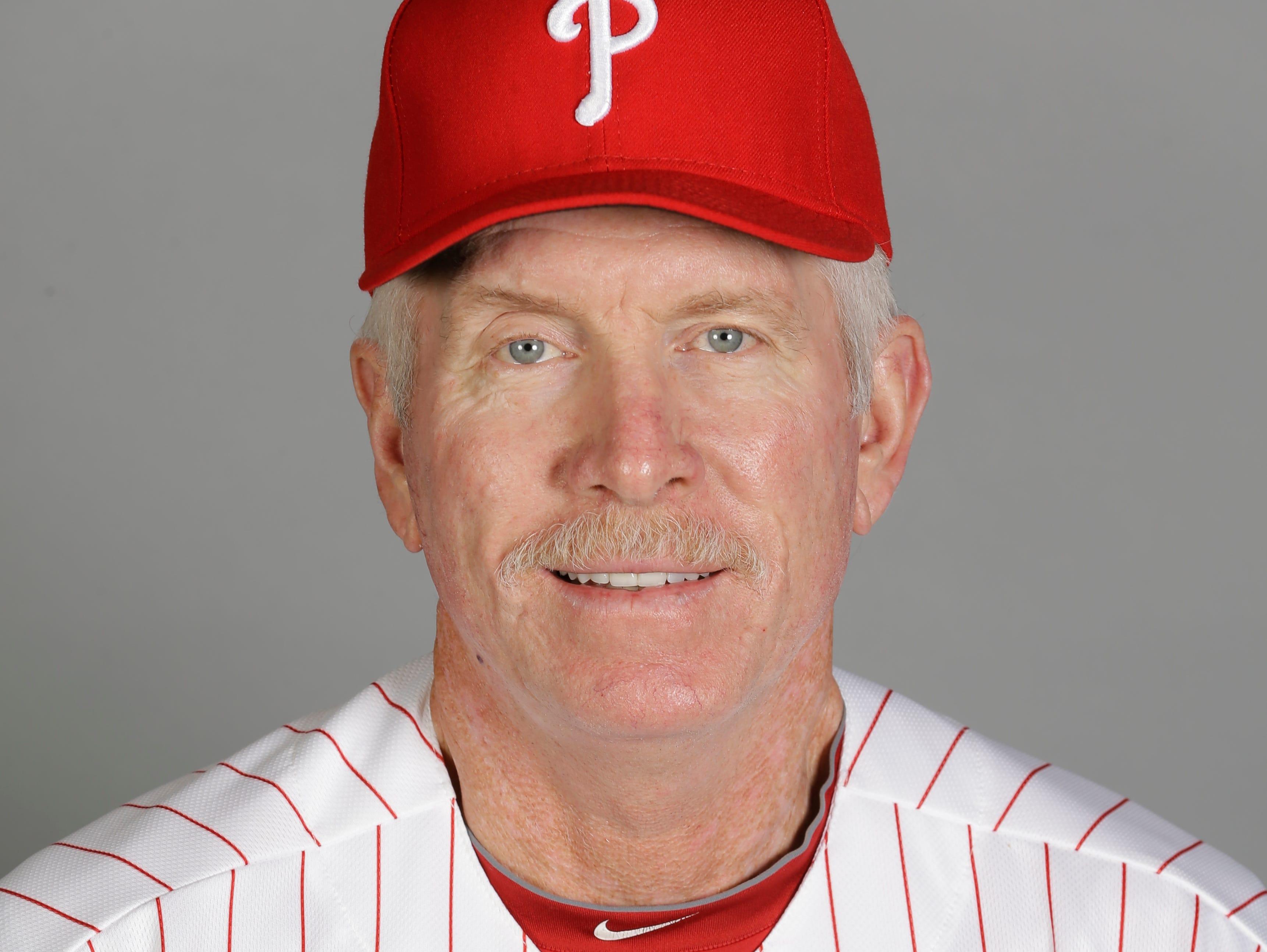 Phillies great Mike Schmidt