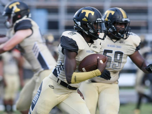 High School Football: Treasure Coast at Cocoa