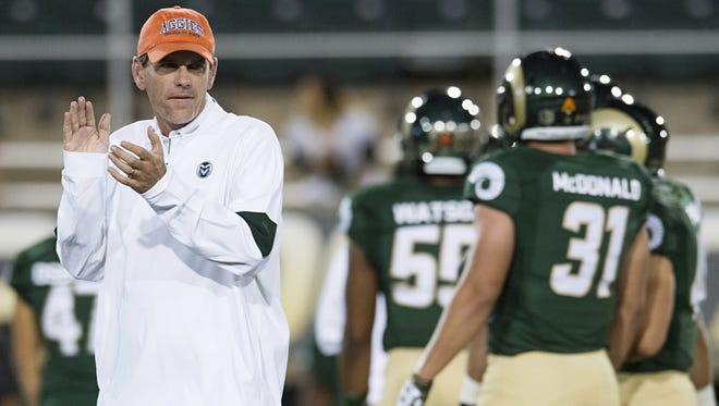 CSU coach Mike Bobo picked up a verbal commitment from a defensive player from Florida on Thursday.