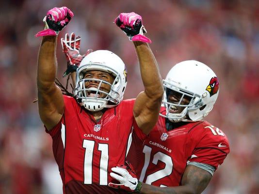 Cardinals Larry Fitzgerald