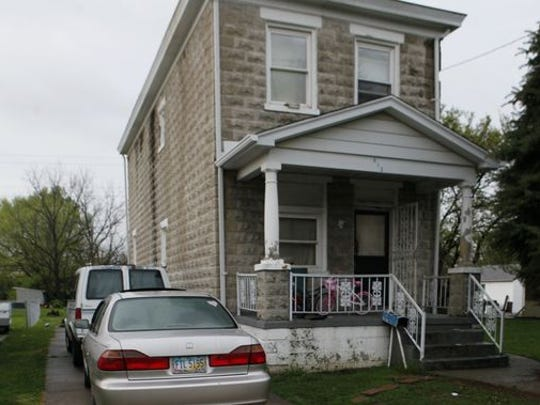 The home where 16-year-old Zachary Logan was killed April 28.