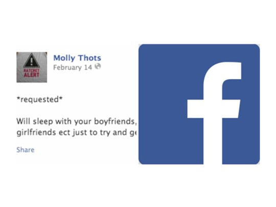 A post from Molly Thots.