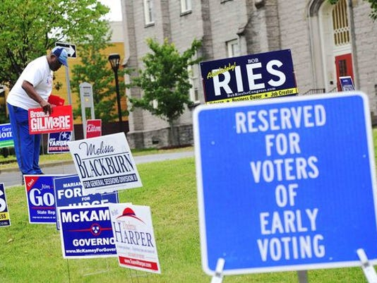 Voter guide: Meet your Sumner County candidates