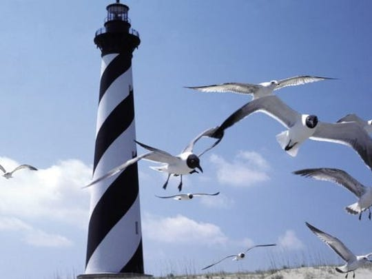 During the past 20 years, the sea level along the 620-mile Atlantic coastline north of Cape Hatteras, N.C., has risen up to four times faster than the national average.