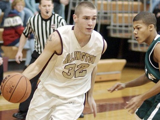 As an Arlington High School senior in 2007, Mike Williams was named to the Poughkeepsie Journal's Boys Basketball All-Star team.