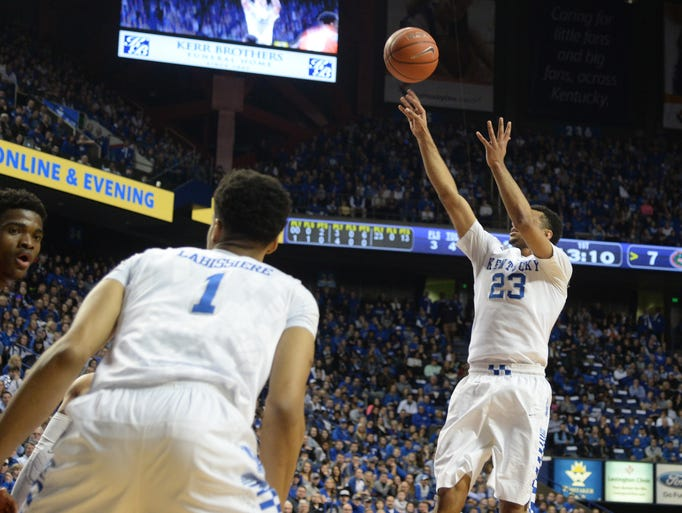 Uk Basketball: Kentucky Basketball Vs. Florida