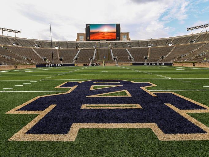 Notre Dame football stadium upgrades