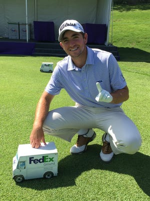 Reigning U.S. Junior Amateur champion Philip Barbaree Jr. will tee it up with the big boys for the first time on Thursday at the FedEx St. Jude Classic in Memphis.