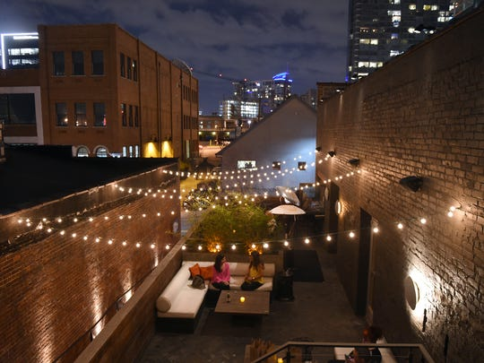 5 Nashville Rooftop Restaurants That Rock