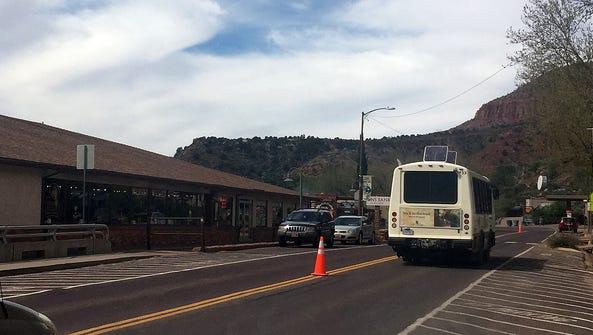 The Utah Department of Transportation has determined