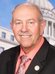 Rep. Larry Byrd, R-Petal